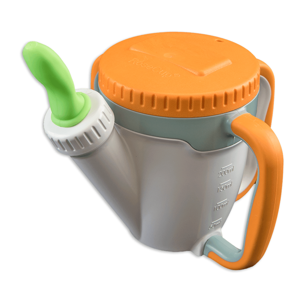 RoseCup with Silicone Soft Spout